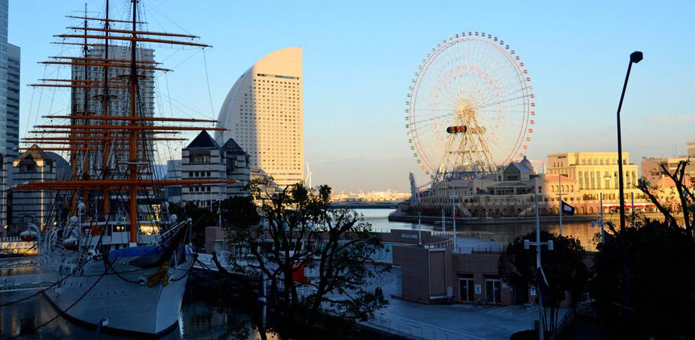 横浜観光なび
