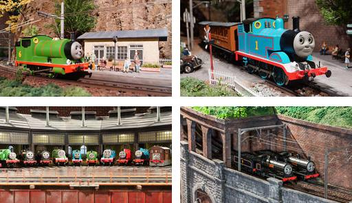 機関車トーマス イベント