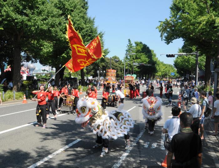 スパークリングパレード 【14日 14:00~16:00】