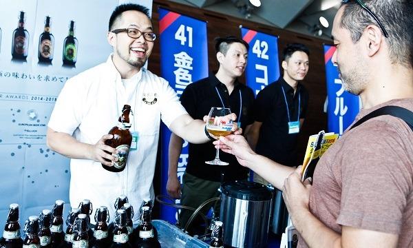 ビアフェス横浜2019は入場料だけで海外ビールが飲み放題