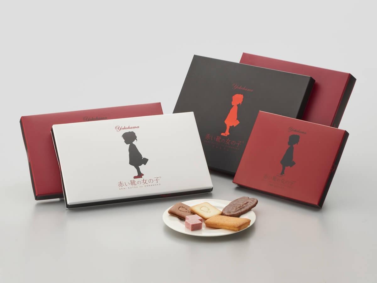 赤い靴の女の子シリーズ