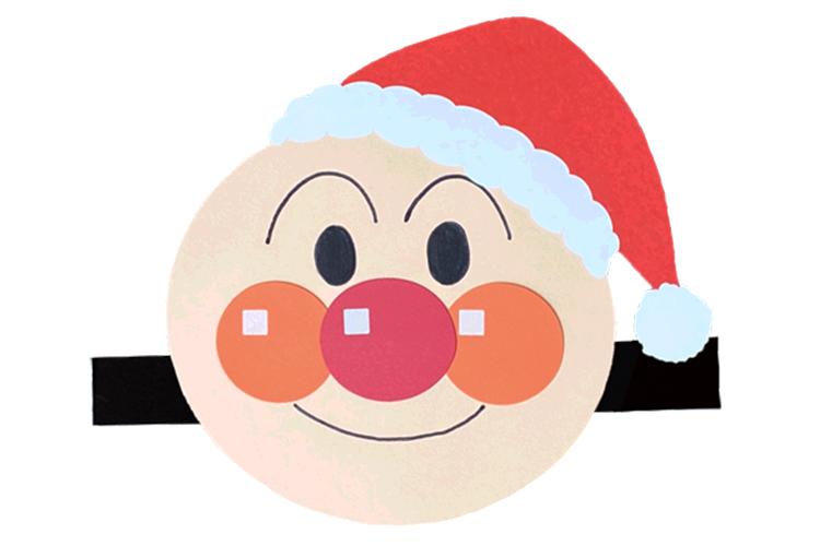 いつもの工作教室もクリスマスバージョンになっているよ。 とっても簡単だから、小さなお子さまでも参加できるよ。