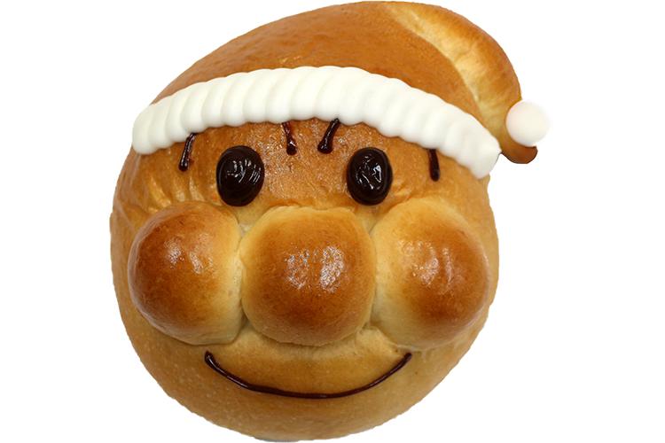 ジャムおじさんのパン工場  サンタアンパンマン 価格:390円